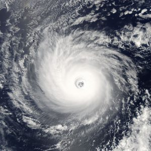 The Alexander Technique helps us learn to find our own Still Point - just like the eye of a hurricane.